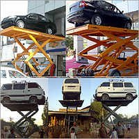 Portable Car Scissor Lift