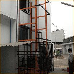 Industrial Goods Lift Elevator