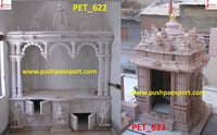 Marble Stone Temples