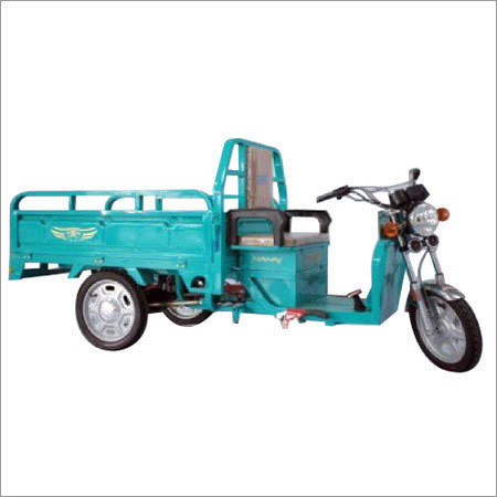 Eco Friendly Cargo Vehicle