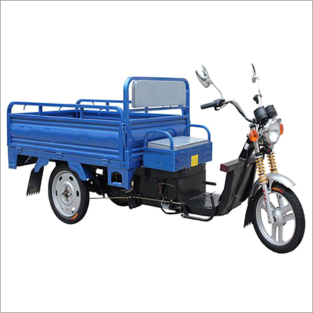 Pollution free Cargo Vehicle
