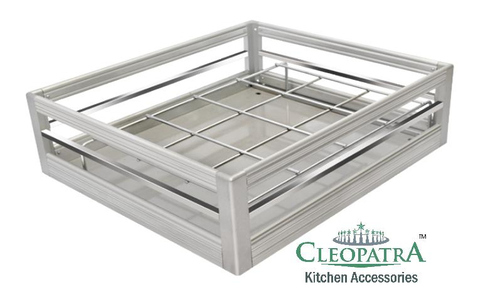 Aluminium Kitchen Baskets
