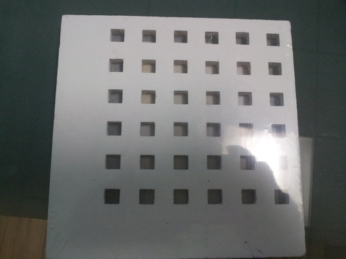 Calcium Silicate Perforated Tiles