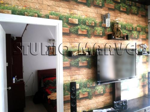 Bricks Pattern Wallpapers