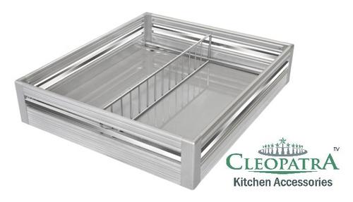 Aluminium Kitchen Baskets Exporters