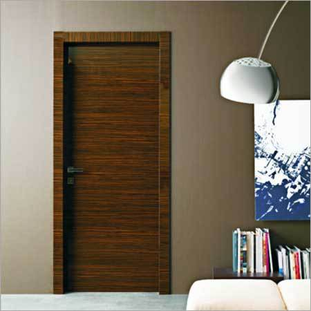 PVC Flush Doors