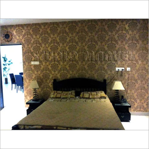 Traditional Damask Wallpapers