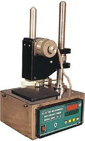 Electro Mechanical Motorized Table Top Coder