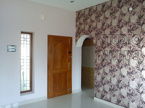 Unique Floral Patterned Wallpapers