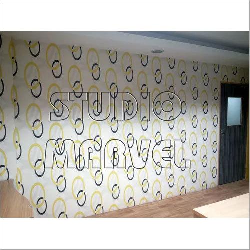 Geometric Circle Wall Paper