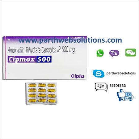 Cipmox (Amoxicillin Trihydrate Capsules)