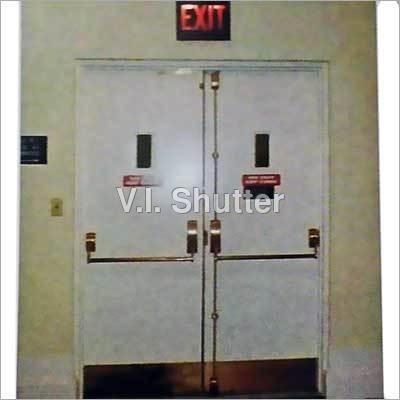 Industrial SS Fire Door