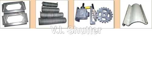 Rolling Shutter & Spares