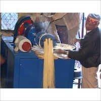Vermicelliy Extruder Machine