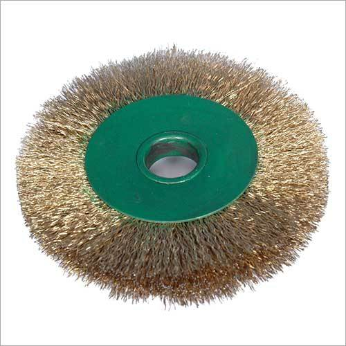 Industrial Brass Wire Brush