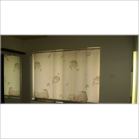 Printed Window Blinds