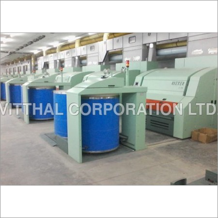 Rieter Carding Machine