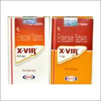 X-Vir 0.5 Mg & 1 Mg (Entecavir) Tablets