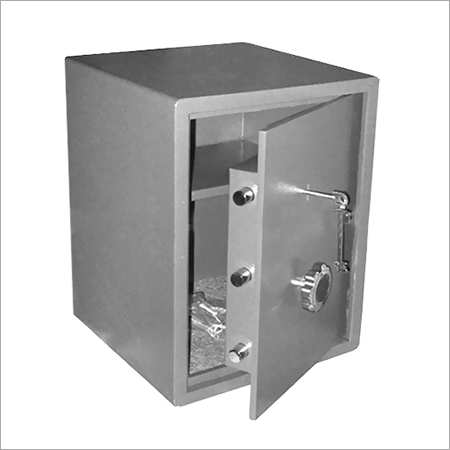 Single Door Safe Locker