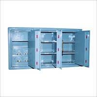 3 Door Counter Safe Locker