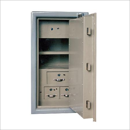Bank Single Door Locker