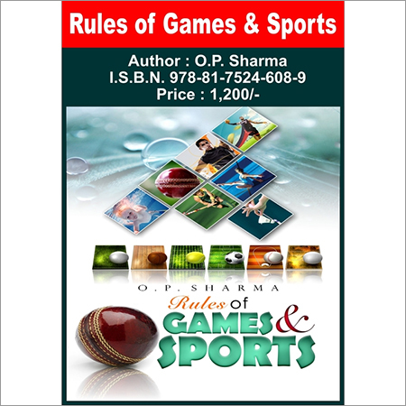 Rules of Games & Sports-Rule Book