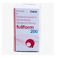 Fullform Inhaler