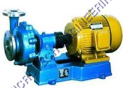 CHEMICAL RECIRCULATION  PROCESS PUMP