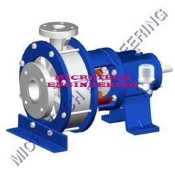 PP Chemical Pump