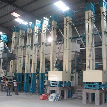 Heavy Duty Mill Machinery