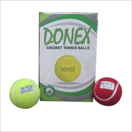 Rubber Tennis Balls