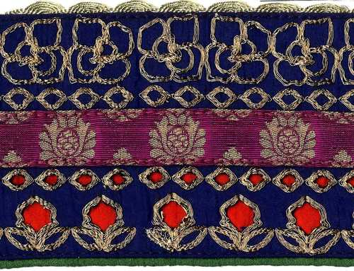 Pitta work designer lace