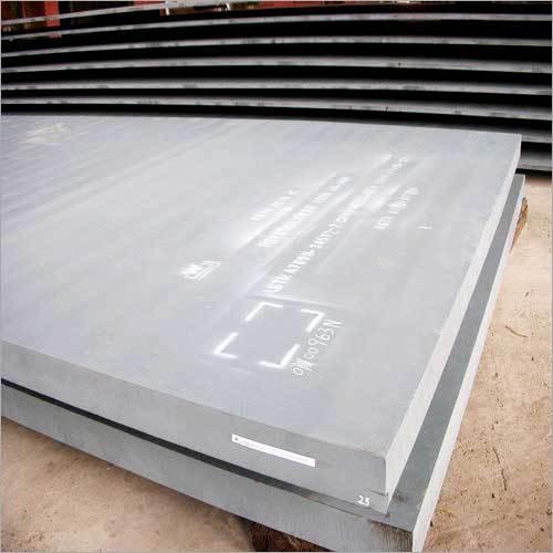 Yield Steel Plate EN