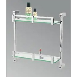 Front Glass Shelf Double