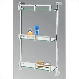 Front Glass Shelf Triple