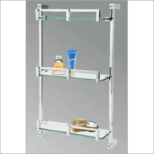 Front Glass Shelf Triple