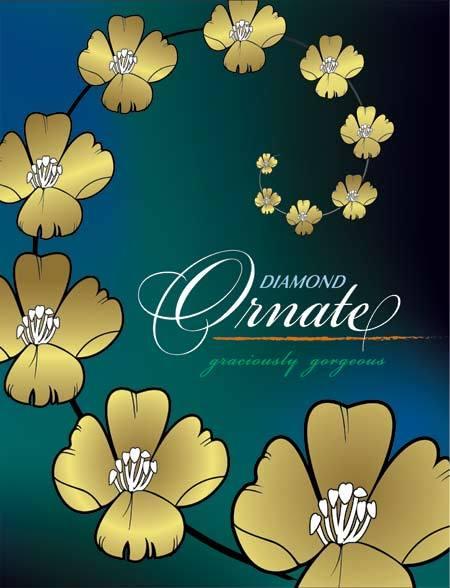 DIAMOND ORNATE Jewellery Book