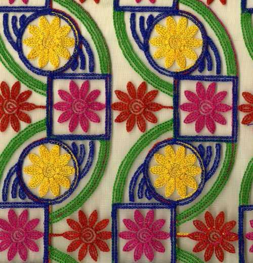 Designer lace manufacturer