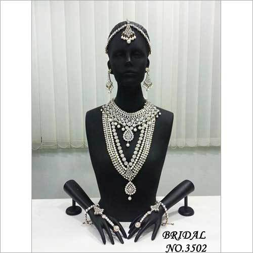Heavy Bridal Necklace Sets