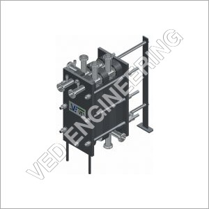 Hygenic Heat Exchanger