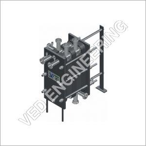Hygenic Heat Exchanger