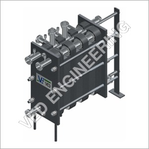 Multi Section Heat Exchangers