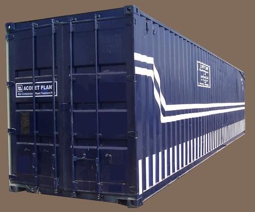 Akar Containerized Effluent Treatment Plant