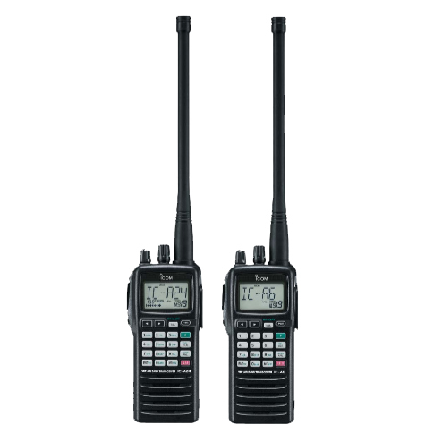Wireless Airband Radios
