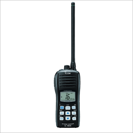 ICOM Walkie Talkies