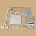 Laser Cut Precision Components