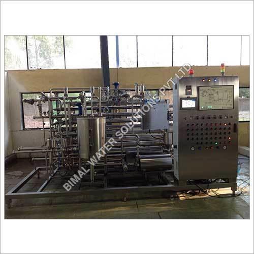 Juice Processing Plant