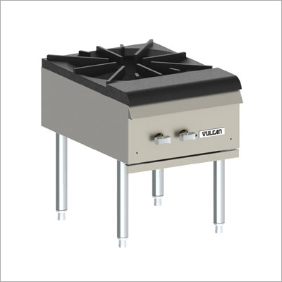 1 Burner Commercial Cooking Range
