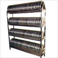 Commercial Plate Rack
