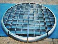 Titanium Grade Support Grid